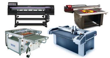 Mockridge Printing equipment